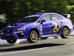 Vidéo : le record de la Subaru WRX STI sur le TT de l'île de Man