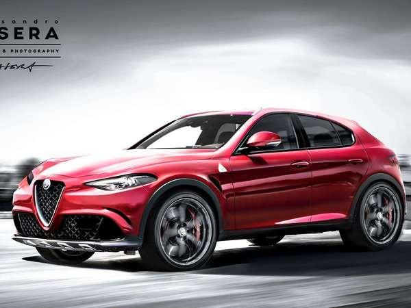 Alfa Romeo Stelvio : c'est le nom du futur SUV milanais