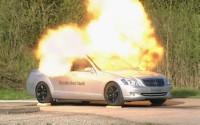 Mercedes Classe S 600 Guard : sous haute sécurité
