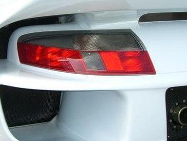 Une très rare Porsche 911 GT1 à vendre