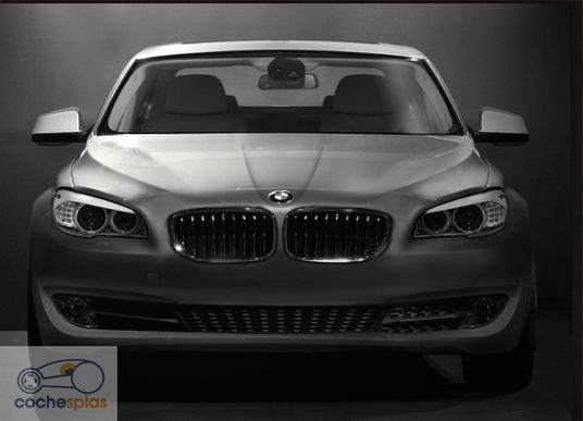 Future BMW Série 5 : Serait-ce elle ?
