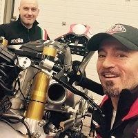 WSBK- Moto GP: des essais pour Aprilia mais pas de courses pour Max Biaggi