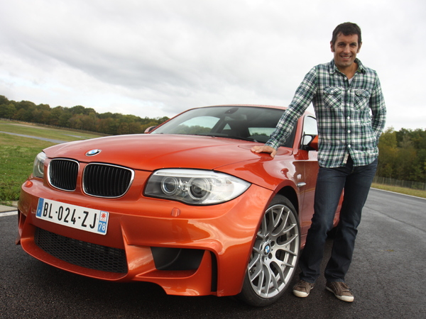Les essais de Soheil Ayari : BMW Serie 1M