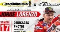 17 juin: Lorenzo chez Maxxess Limoges et une Ducati 797 à gagner...