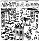 Etats-Unis : le système de vélos en libre service va se déployer petit à petit