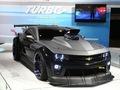 Une Chevrolet Camaro dantesque pour promouvoir le film Turbo