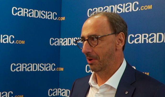 Jean-Philippe Sabatier, directeur du marketing Suzuki France: pas de voiture électrique ou autonome au programme… - Les boss de l'autoen direct du Mondial 2018