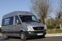 Mercedes Sprinter GNV: Présentation