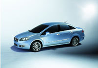Nouvelle Fiat Linea: Grande Grande Punto