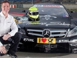 DTM : Schumacher poursuit chez Mercedes