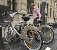 Paris : Vélib' a beaucoup de succès en cette période de grève !