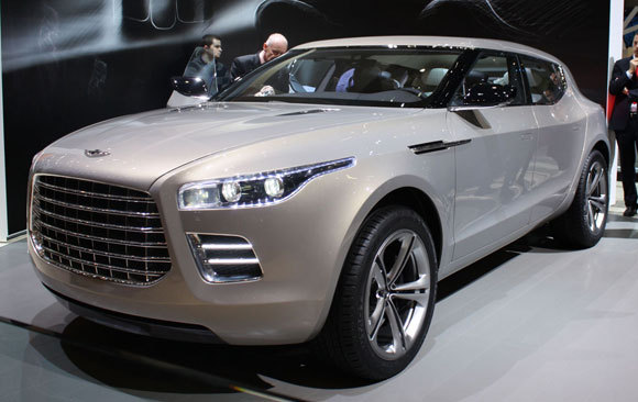 Renaissance de Lagonda par Aston Martin : Toujours au programme