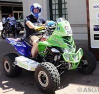 Dakar 2011 : 7ème étape, imprévus chez les quads