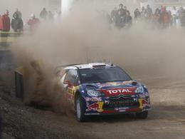 WRC Espagne ES 1 et 2 : Loeb enfume ses adversaires