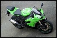 Essai – Kawasaki ZX-6R 2009 : Un pas de géant...