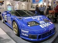 Photos du jour : Bugatti EB110 S LM