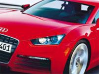 Une petite sœur pour l'Audi R8, la R4?