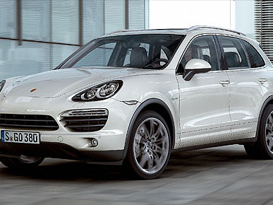 porsche cayenne nomm suv de l 39 ann e aux etats unis. Black Bedroom Furniture Sets. Home Design Ideas