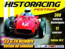Agenda week-end : les Formule 1 historiques à Ledenon !