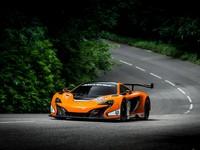 Goodwood : voici la nouvelle McLaren 650S GT3