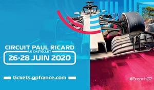 Formule 1 : le Grand Prix de France 2020 annulé