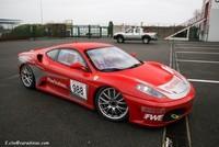 Photos du jour : Ferrari 430 Challenge