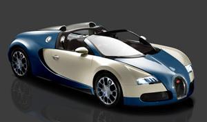 Une édition spéciale de la Bugatti Veyron Grand Sport à Pebble Beach