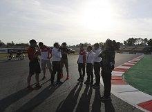 MotoGP - Catalogne J.1 : la nouvelle chicane supprimée et les chronos annulés