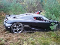 Koenigsegg CCX : et 1, et 2, et 3 autos !!!