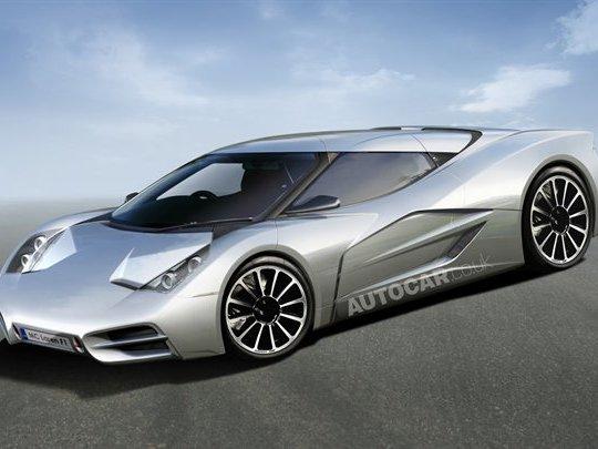 Les tests de la prochaine McLaren F1 de route ont commencé
