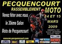 Pecquencourt : 30 ans d'amour avec la moto !!