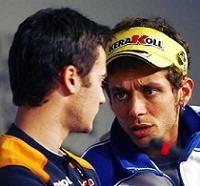 Moto GP: Rossi: A bon entendeur...
