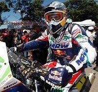 Dakar 2011 : 8ème étape, Coma-Despres devant et des chutes derrière