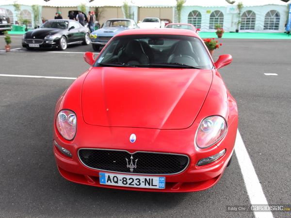Photos du jour : Maserati Gransport (Sport & Collection)