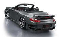 Genève 2008 : Porsche 911 Techart GT street Convertible : 630 ch dans les cheveux !