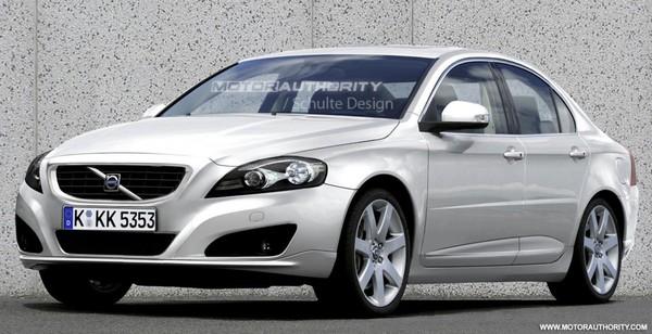 Future Volvo S60 : comme ça ?