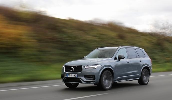 Volvo : c'est parti pour la limitation à 180km/h