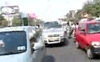Vidéo moto : circulation Indienne