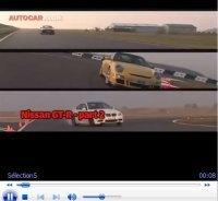 Vidéo : BMW M3 vs Porsche 911 GT3 vs Nissan GT-R by Autocar. Who's the Drag Queen ?