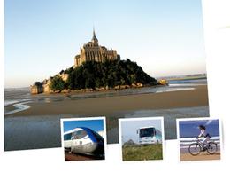 Tourisme éco-responsable / baie du Mont-Saint-Michel : bilan de l'offre «Ligne Baie» 2010