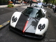 Photos du jour : Pagani Zonda Cinque Roadster (Sport & Collection)