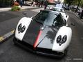 La Porsche qui est devenue une Pagani Zonda