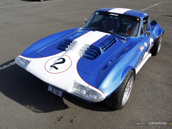 Chevrolet Corvette C2 Grand Sport (Sport & Collection)