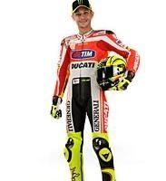 Moto GP - Ducati: Le nouveau cuir d'un Rossi qui annonce qu'il ne sera rétabli qu'en mai