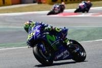 MotoGP - Catalogne J.3 : Rossi n'a rien pu faire