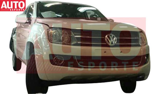 Nouveau Volkswagen Amarok : c'est lui