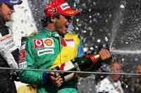 GP du Brésil : Felipe Massa remporte son deuxième GP à la maison
