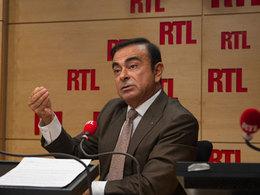 """Carlos Ghosn sur RTL :  """"on ne délocalise pas, c'est le reflet du marché"""""""
