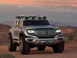 Mercedes : 13 nouveaux modèles d'ici 2020, dont un SUV construit aux US