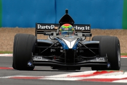 Formula 2000 Light: Un test en Euroseries 3000 pour le champion 2009